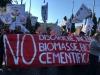 Spezzone No Inc, Stop Cemento, area Prenestina, Casilina